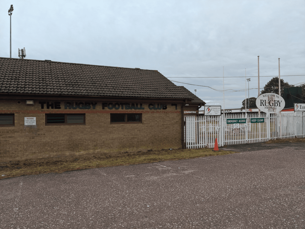 the rugby lions sports ground
