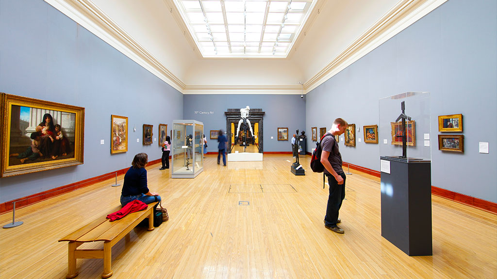 Birmingham Museum & Art Gallery. Vision