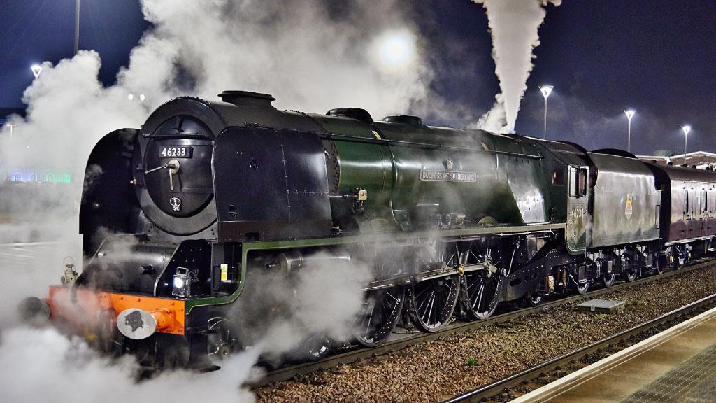Derby Railway Heritage. silkmill 1point3creative