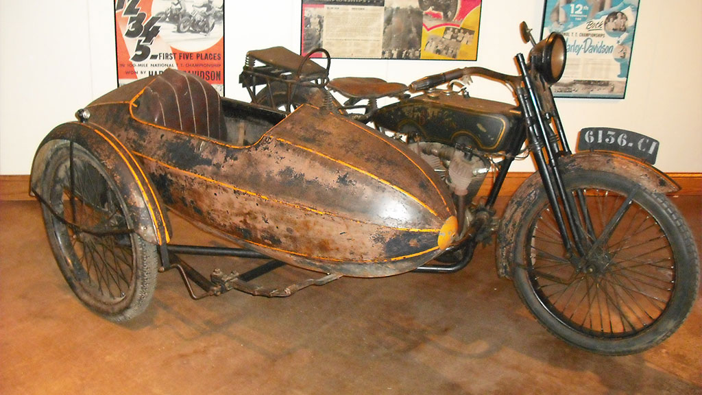 National Motorcycle Museum. Vision