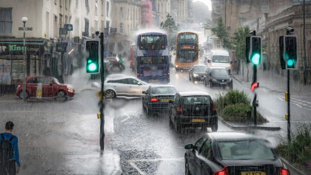 Traffic Lights in Nottingham