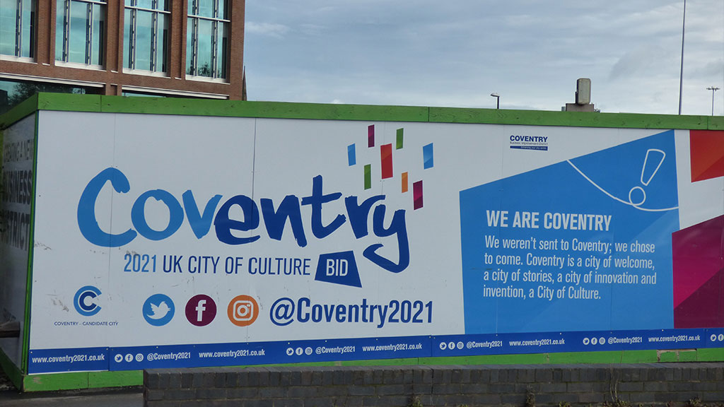 City of Culture 2021. vision