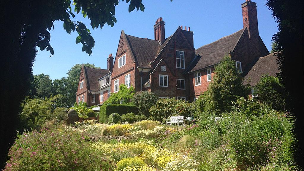 Winterbourne House & Garden. Vision