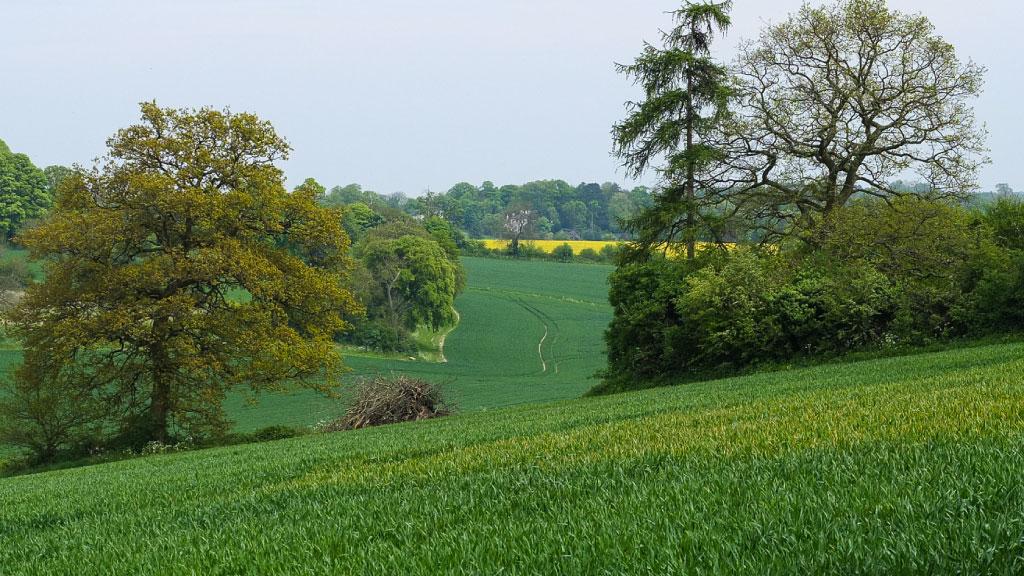 Rural Bedfordshire. Bedford