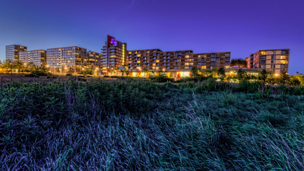 Britain's Modern City Milton Keynes
