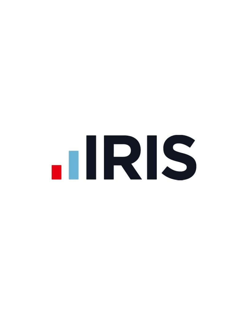 Iris Logo 1point3creative 1point3creative
